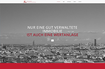 Screenshot der Rosenberger Webseite
