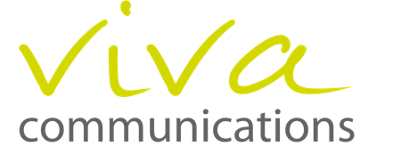 Logo der Firma viva communication